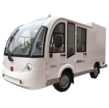 5座防爆巡检车GDB-05带货厢