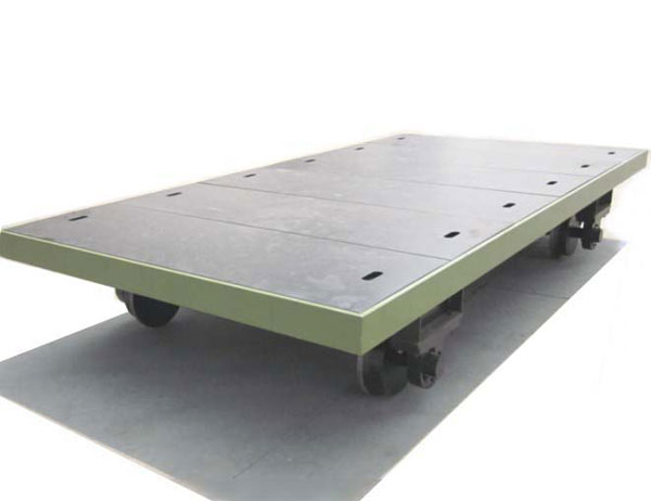 防爆轨道平车 50吨