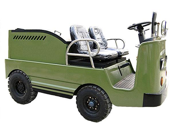 防爆牵引车 绿色 5T