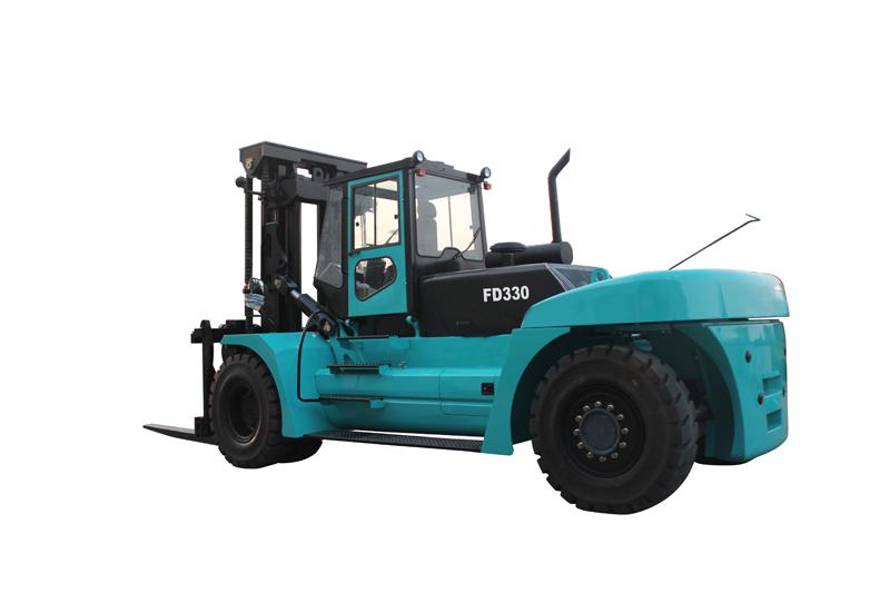 25吨-33吨内燃平衡重式叉车