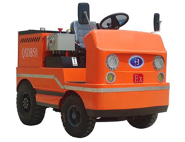 2吨蓄电池牵引车