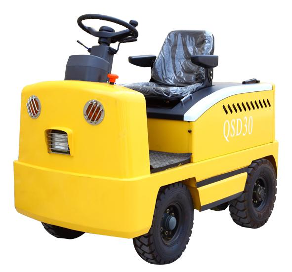 蓄电池牵引车