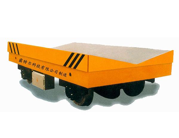 10吨电动轨道平车