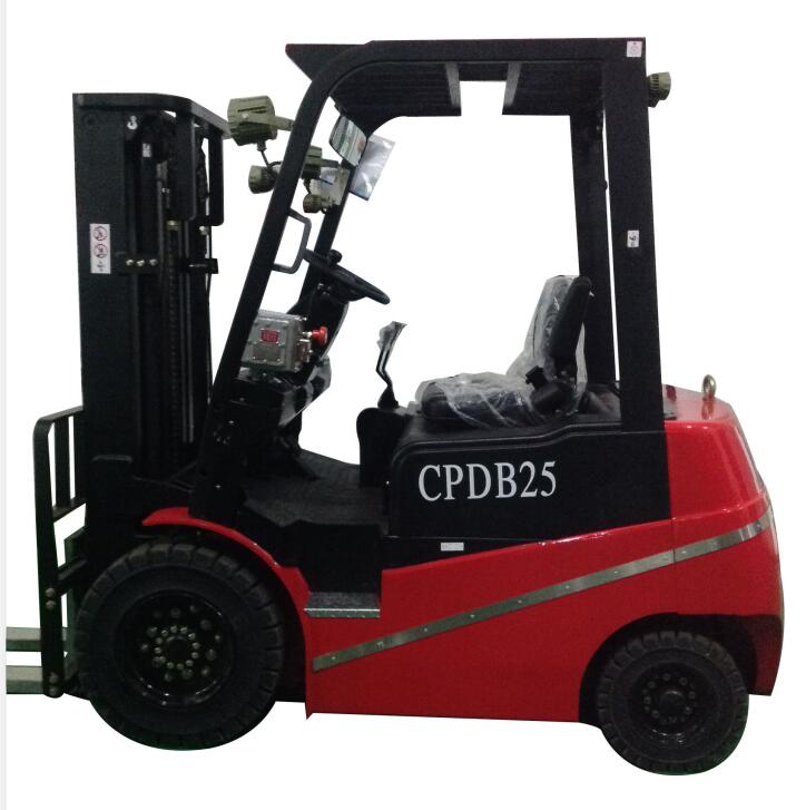 CPDB防爆叉车25
