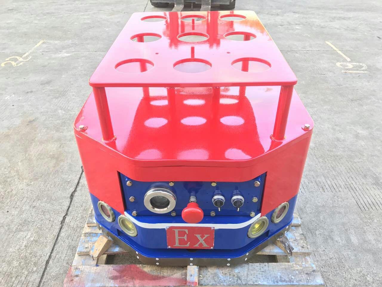 防爆AGV机器人装备