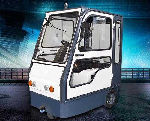 AGV自动牵引车