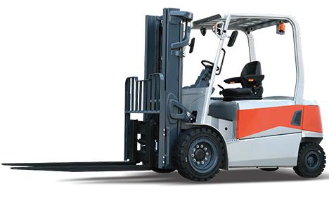 4吨-5吨蓄电池平衡重式叉车