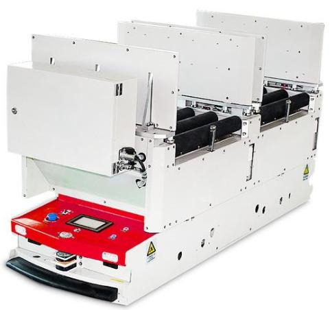 AGV仓储搬运机器人