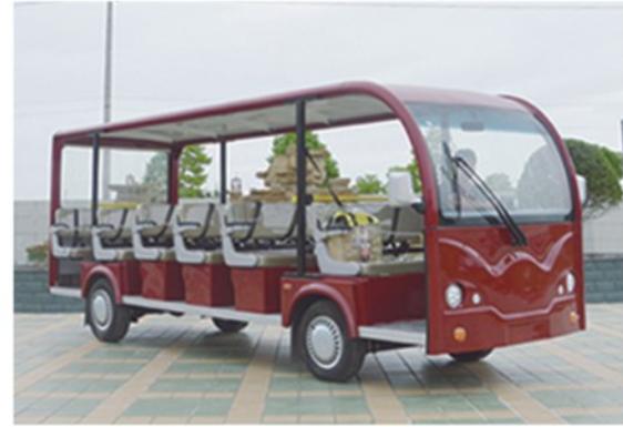 23座电动观光车