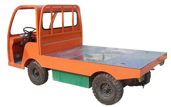 2吨防爆型蓄电池搬运车
