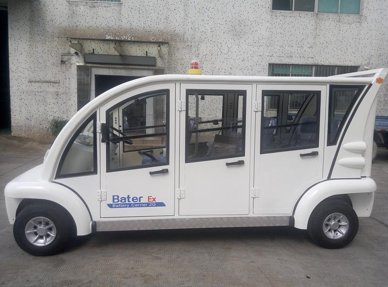 广西某港务集团--6座防爆蓄电池巡检车