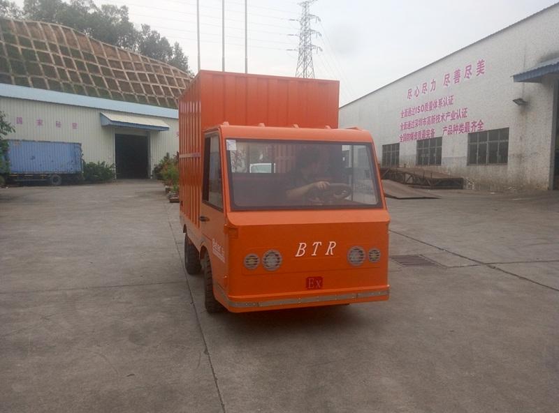 中国石油某钻探公司--2吨防爆蓄电池搬运车
