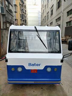 防爆蓄电池搬运车