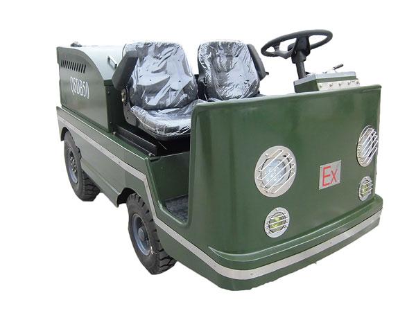 防爆蓄电池牵引车